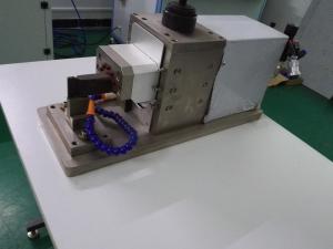 China Circuit de protection intégré en aluminium ultrasonique électrique industriel de machine de soudure 24 kilohertz on sale