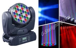 China 36x3W beam moving head light / beam moving head light supplier