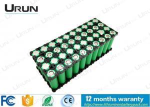 China Paquet fait sur commande de batterie de fer de lithium pour la voiture 12V 20Ah, 220x80x75mm de golf on sale