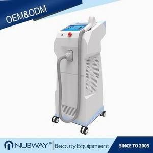 China New arrival!! Vertical 10 bars laser diode /laser diode hair removal/ diode laser 808 on sale