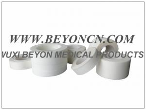 China Silk Adhesive Tape With Hypoallergenic Zinc Oxide Glue BP Grade Hand Tearable on sale