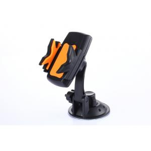 China Universal Air Vent Car Holder , Adjustable Car Phone Holder For Samsung / HTC / Iphone on sale