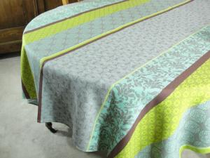 China No fading Custom Table Cloths custom made table linens on sale