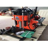 China Geological Exploration Water Well Drilling Rig , Portable Core Drill Rig on sale