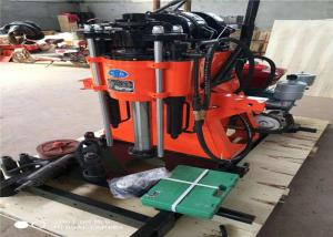 China Mining Machinery Hydraulic Core Drilling Rig ST150A For Geophysical Exporation on sale