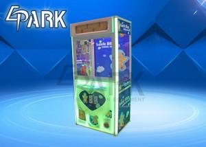 China Luck Star Angel Bear  EPARK Claw Crane Game Merchandiser Machine on sale