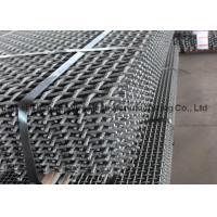 High Carbon Steel 15mm Crimped Woven Wire Mesh Plain Weave Anti Rust Paint