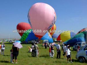 Quality El uno mismo colorido que infla la publicidad hincha, globo inflable del helio for sale