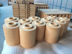 Quality Flint Clay Refractory Bricks For Steel And Metallurgy Industry for sale