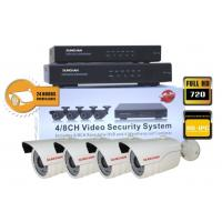HD SDI Security Camera NVR System Support Intelligent Video Analysis