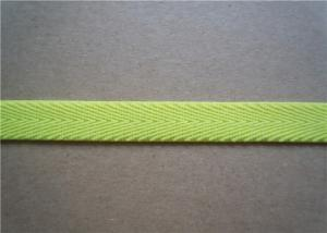 China Polyester Elastic Webbing Straps Fabric Piping Cord Apparel Accessories on sale