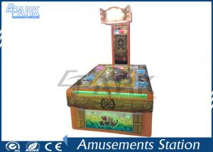 China Arcade Marine Carnival Fishing Complete Redemption Game Machine For Children on sale