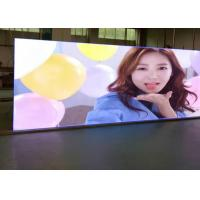 HD P3 Advertising Full Color LED Display Board State Video Screens Lower Power Consumption