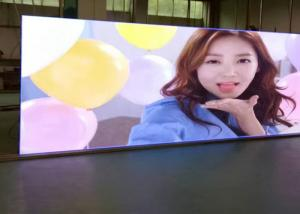 China HD P3 Advertising Full Color LED Display Board State Video Screens Lower Power Consumption on sale