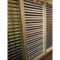 Zebra blinds fabric/Motorised zebra roller /new design zebra blinds fabric,white color zebra blinds fabric,printed zebra