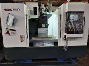 China Iron RS232 Interface 8000rpm 7.5kw 4 Axis Cnc Machine on sale