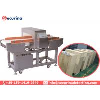 Touch Screen Belt Food Processing Metal Detectors , Metal Detecting Equipment