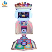 Arcade  Dancing Game Machine Coins Operated Outdoor Playground Equitment