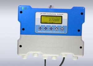 China Online Large LCD Screen Electrical Conductivity Analyzer / Meter TCD10AC - TCD-S2C10 on sale