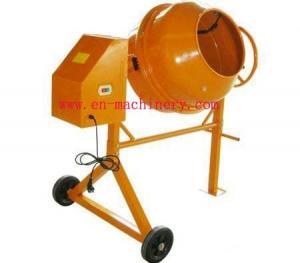 China Portable Manual Mini concrete Cement Mixer and Mini Concrete Mixer With Two Wheels on sale
