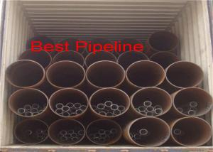 China X52 Nace MR0175 LSAW Steel Pipe API Spec 5L 2004 Specification For Line Pipe on sale