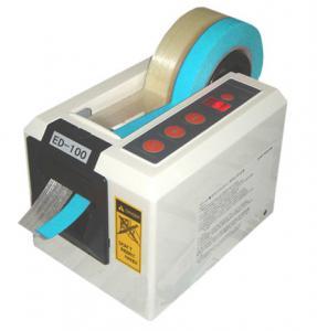 China auto teflon tape dispenser ED-100,electric cellophane tape cutter machine on sale