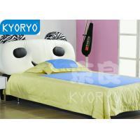 China Macromolecule Cooling Gel Bed Mattress Pad on sale