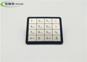 China 3D 2D Design Remote Control Keypad For Electronics Abrasion Resistance on sale
