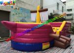 Famous Commercial Bouncy Castles Pirate Ship Inflatable Bouncer