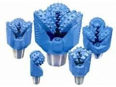 China OEM Insert Tricone Drill Bits Carbide Material With High Wear Resistance on sale