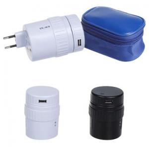 China Plug adapter with 1 USB charger on sale