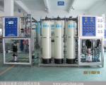 Single Stage 1-10 T /Hour RO Water Treatment Machine , Pure Water Making Machine