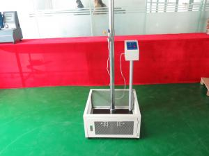 China Drop Weight Impact Testing Machine , Electronic Load Drop Ball Test Equipment with 0-6m on sale