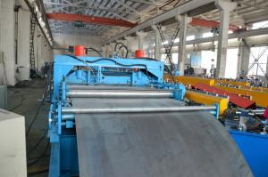China High Speed Cable Tray Roll Forming Machine / Rolling Form Machine 600mm Width on sale