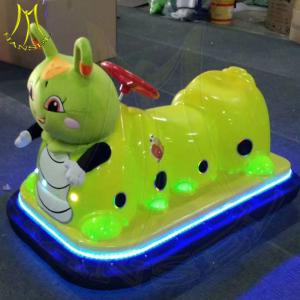 China Hansel amusement park children battery operated animal bumper car for sale on sale