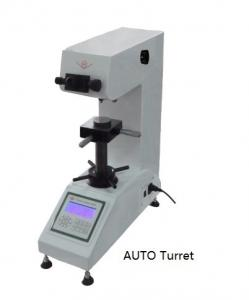 China Auto Turret Low Loading Vickers Hardness Testing Machine / Hardness Tester For Agate on sale