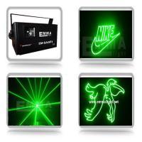 China 1W green 3D Animation Laser Light /Disco Laser Light/Stage Laser Light with SD Card on sale