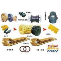 Excavator Spare Parts KOMATSU PC200 / 220 / 300 / 360 Track link Trackroller
