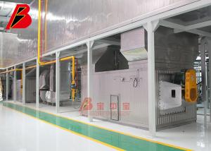 China Pre-Heat System for Pretreament Production line Auto Customied Painting Production Line  Project on sale