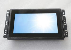 China RS232 Capacitive Touch Monitor Sunlight Readable 1000 Nits Brightness 7'' Panel on sale