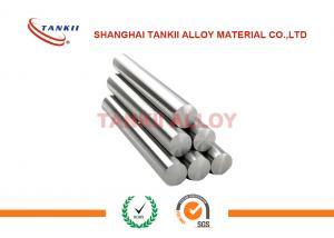 China 5-80mm NiCr 80/20 NiCr 60/15 Ni80Cr20 Ni80 Nichrome Rod Nichrome 80 Wire Rod on sale