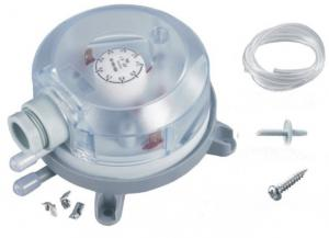 China CE Air DP Switch / Differential Pressure Switch For Over Heating / Frost Protection on sale
