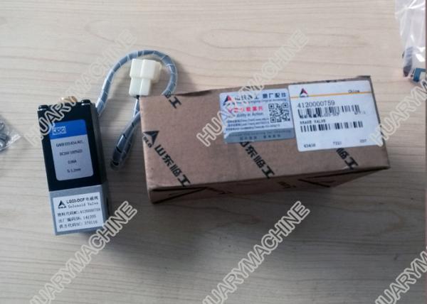 SDLG Wheel loader parts, 4120000759 LG23-DCF brake valve