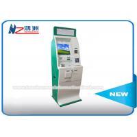 Anti Peeping Lottery Ticket Vending Kiosk Machine Self Cash / Card Payment