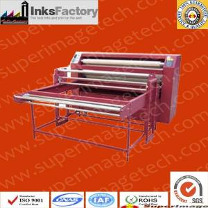 China Automatic Roller Heat Press Machine for Cloth on sale