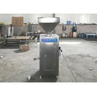 China Automatic Sausage Filling Machine High Efficiency Low Energy Consumption on sale