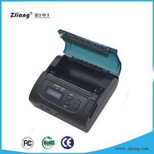 LCD Display 3 Inch POS Mini Bluetooth Portable Printer