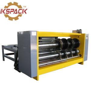 China 60pieces/Min 5.5kw Semi Automatic Rotary Slotter Machine on sale