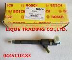 BOSCH Common Rail injector 0445110183 , 0 445 110 183