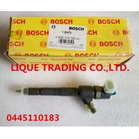 BOSCH INJECTOR 0445110183 , 0 445 110 183 Genuine and new Common Rail injector 0445110183 , 0 445 110 183